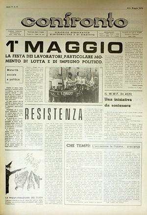 Confronto n°6 del 1976