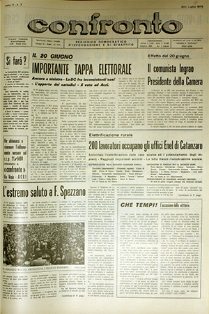 Confronto n°7 del 1976
