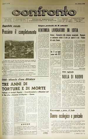 Confronto n°10 del 1976
