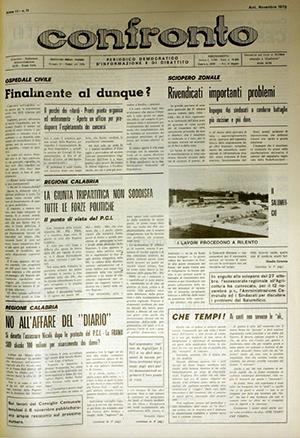 Confronto n°11 del 1976