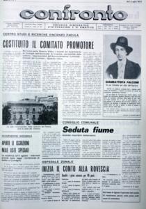 Confronto n°7 del 1977