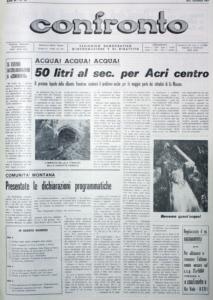 Confronto n°10 del 1977