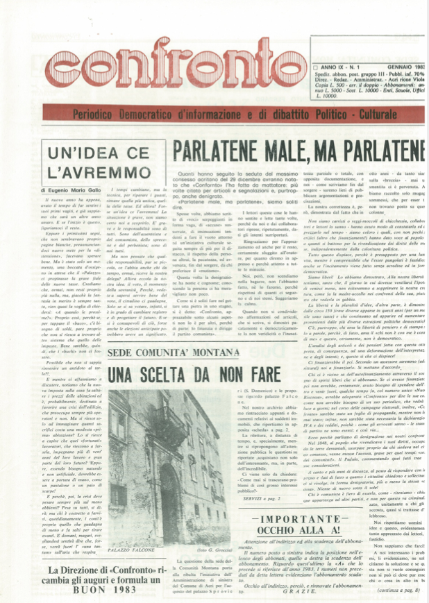 confronto-1983