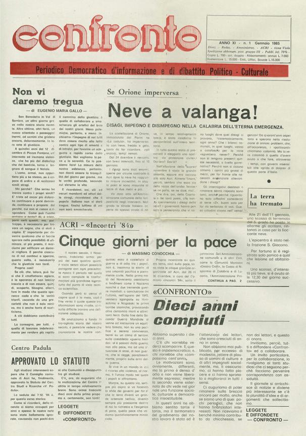 confronto-1985-1